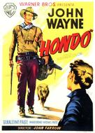 Hondo - Spanish Movie Poster (xs thumbnail)