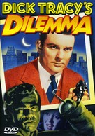 Dick Tracy's Dilemma - DVD cover (xs thumbnail)