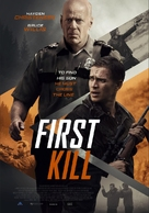 First Kill - Lebanese Movie Poster (xs thumbnail)