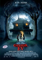 Monster House - Turkish Movie Poster (xs thumbnail)
