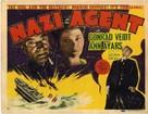 Nazi Agent - Movie Poster (xs thumbnail)