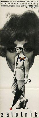 Le soupirant - Polish Movie Poster (xs thumbnail)