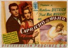 The Lady Is Willing - Spanish Movie Poster (xs thumbnail)