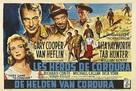 They Came to Cordura - Belgian Movie Poster (xs thumbnail)