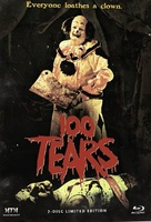 100 Tears - German Blu-Ray movie cover (xs thumbnail)