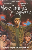 Merry Christmas Mr. Lawrence - Australian VHS cover (xs thumbnail)