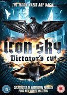 Iron Sky - British DVD cover (xs thumbnail)