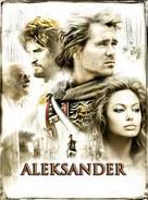Alexander - Slovenian Movie Poster (xs thumbnail)