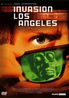 They Live - French DVD movie cover (xs thumbnail)