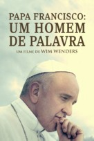 Pope Francis: A Man of His Word - Portuguese Movie Cover (xs thumbnail)