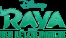 Raya and the Last Dragon - German Logo (xs thumbnail)
