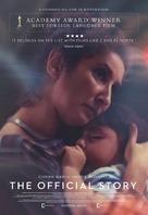 La historia oficial - Movie Poster (xs thumbnail)