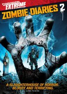 World of the Dead: The Zombie Diaries - DVD cover (xs thumbnail)