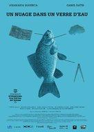 Un nuage dans un verre d'eau - French Movie Poster (xs thumbnail)
