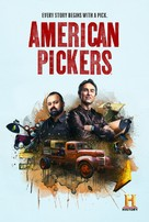 """""""American Pickers"""" - Movie Poster (xs thumbnail)"""