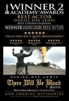 There Will Be Blood - British Movie Poster (xs thumbnail)