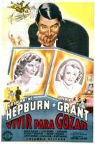 Holiday - Spanish Movie Poster (xs thumbnail)