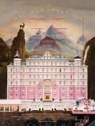 The Grand Budapest Hotel - French Movie Poster (xs thumbnail)