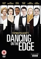 """Dancing on the Edge"" - British DVD cover (xs thumbnail)"