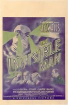 The Invisible Man - Movie Poster (xs thumbnail)