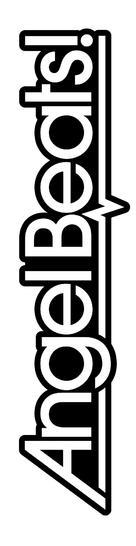 """Angel Beats!"" - Japanese Logo (xs thumbnail)"
