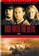 Ride with the Devil - DVD cover (xs thumbnail)