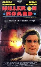 Killer on Board - French VHS movie cover (xs thumbnail)