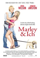 Marley & Me - Swiss Movie Poster (xs thumbnail)