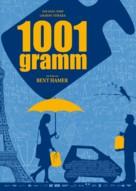1001 Gram - German Movie Poster (xs thumbnail)