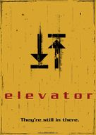 Elevator - Romanian Movie Poster (xs thumbnail)