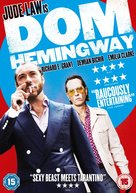 Dom Hemingway - Irish DVD cover (xs thumbnail)