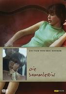 Collectionneuse, La - German DVD cover (xs thumbnail)