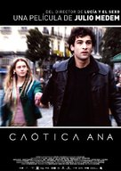 Caótica Ana - Spanish Movie Poster (xs thumbnail)