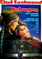The Beguiled - German Movie Poster (xs thumbnail)
