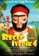Recep Ivedik 4 - German Movie Poster (xs thumbnail)