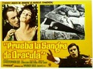 Taste the Blood of Dracula - Argentinian Movie Poster (xs thumbnail)