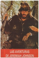Jeremiah Johnson - Spanish Movie Poster (xs thumbnail)