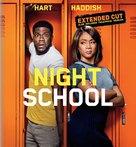 Night School - Blu-Ray cover (xs thumbnail)