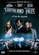 Southland Tales - Spanish DVD cover (xs thumbnail)