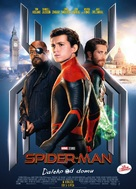 Spider-Man: Far From Home - Polish Movie Poster (xs thumbnail)