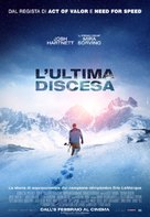 6 Below: Miracle on the Mountain - Italian Movie Poster (xs thumbnail)