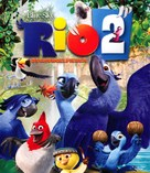 Rio 2 - German Movie Cover (xs thumbnail)