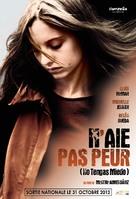 No tengas miedo - French Movie Poster (xs thumbnail)
