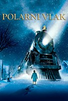 The Polar Express - Slovenian Movie Poster (xs thumbnail)