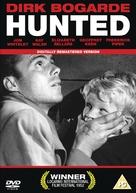 Hunted - British DVD cover (xs thumbnail)
