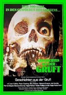 Tales from the Crypt - German Movie Poster (xs thumbnail)