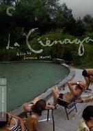 La ciénaga - DVD cover (xs thumbnail)