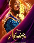 Aladdin - British Movie Poster (xs thumbnail)