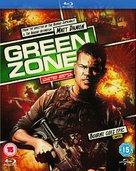Green Zone - British Blu-Ray cover (xs thumbnail)