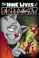 The Nine Lives of Fritz the Cat - Movie Cover (xs thumbnail)